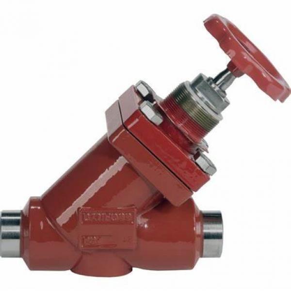 Danfoss Shut-off valves 148B4604 STC 25 A ANG  SHUT-OFF VALVE CAP #1 image