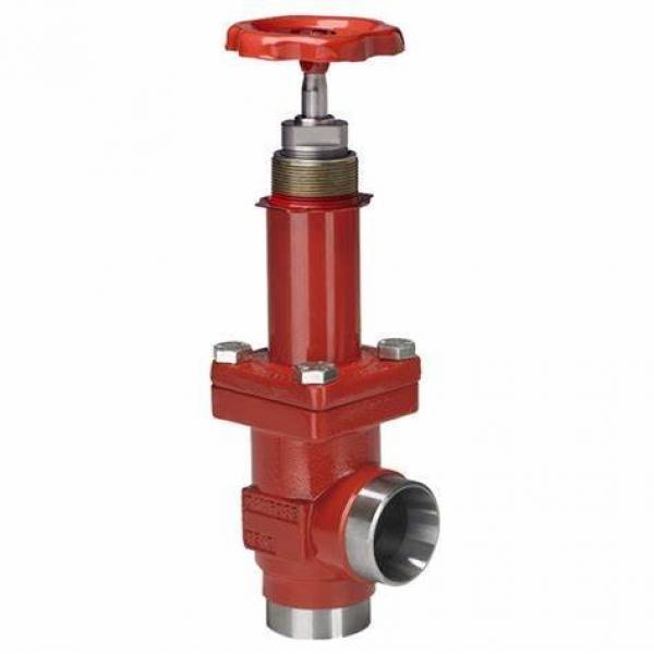 Danfoss Shut-off valves 148B4687 STC 150 M STR SHUT-OFF VALVE HANDWHEEL #1 image
